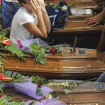 Italy Bus Plunges Funerals